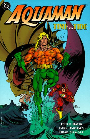 9781563892592: Aquaman: Time and Tide