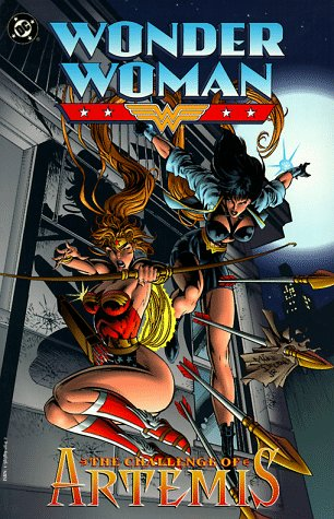 9781563892646: Wonder Woman: The Challenge of Artemis (Wonder Woman (Graphic Novels))
