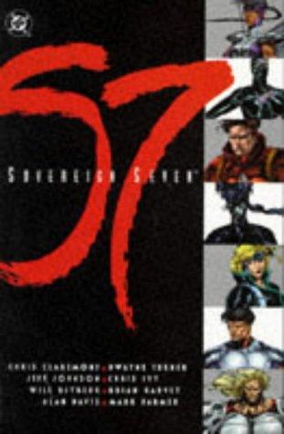 Sovereign Seven: Claremont, Chris