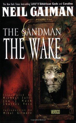 9781563892790: Sandman, The: The Wake - Book X