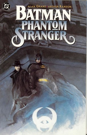 9781563892813: Batman: Phantom Stranger