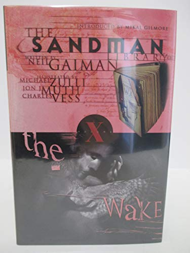 10: The Wake (The sandman) Signed Neil Gaiman