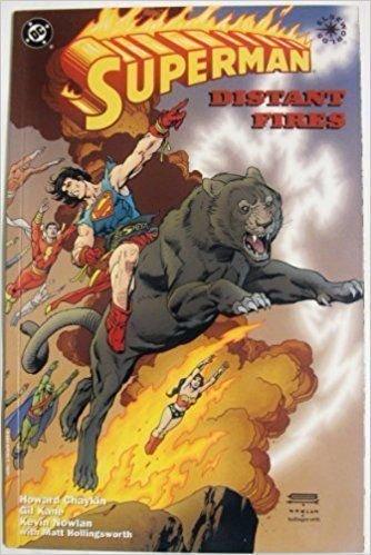 Distant Fires (Superman): Chaykin, Howard; Kane,