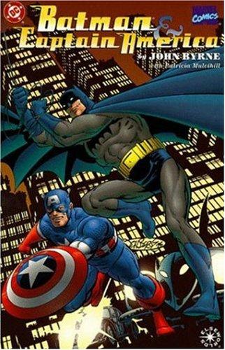 Batman & Captain America: John Byrne