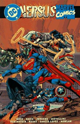 DC vs. Marvel Comics: DC Comics
