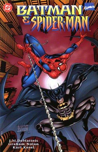 Batman & Spider-Man (New Age Dawning): J. M. Dematteis