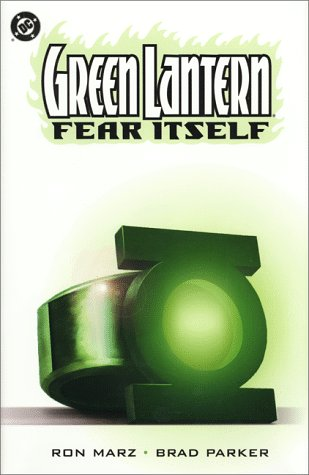 Green Lantern: Fear Itself: Marz, Ron
