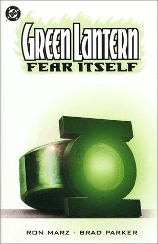Green Lantern: Fear Itself: Marz, Ron