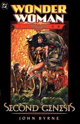 9781563893186: Wonder Woman: Second Genesis