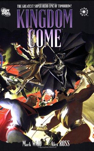 9781563893308: KINGDOM COME (Batman Beyond (DC Comics))