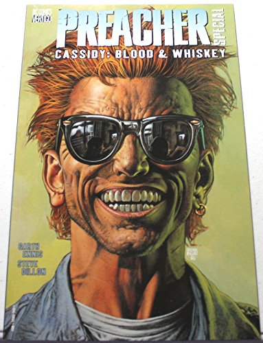 9781563893407: Preacher Special: Blood & Whiskey