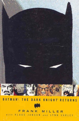 Batman: The Dark Knight Returns (Batman (DC Comics Hardcover))