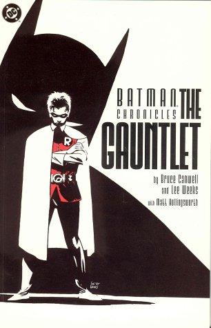 9781563893643: Gauntlet (Batman)