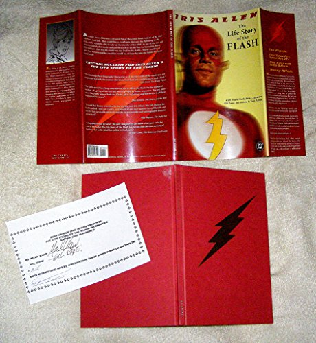 THE LIFE STORY OF THE FLASH: ALLEN, IRIS Written
