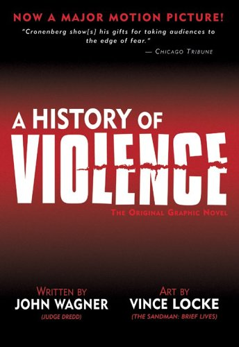 9781563893674: A History of Violence