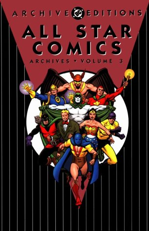 All-Star Comics Archives Vol. 3