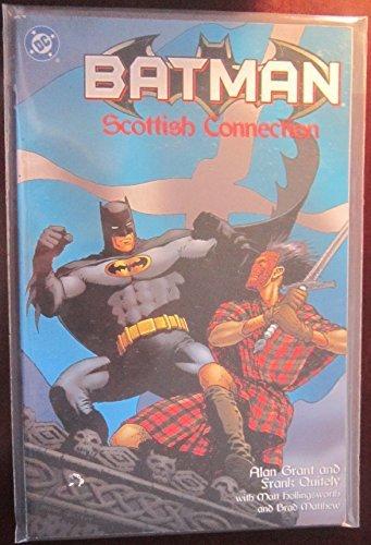 9781563893728: Batman : Scottish Connection