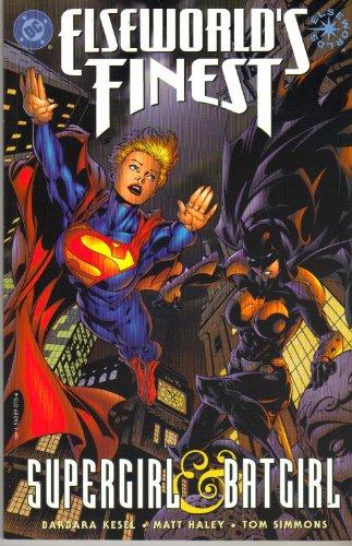 9781563893759: Elseworld's Finest: Supergirl & Batgirl