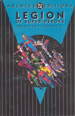 Legion of Super-Heroes - Archives, Volume 7: Jim Shooter