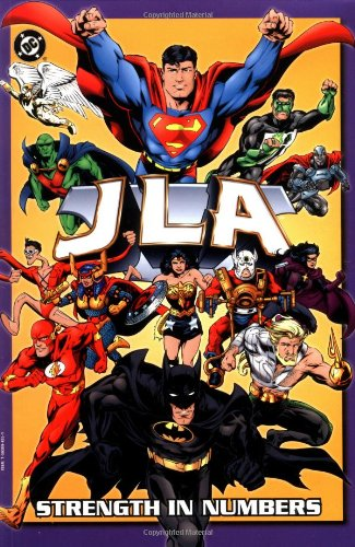 JLA (Book 4): Strength in Numbers