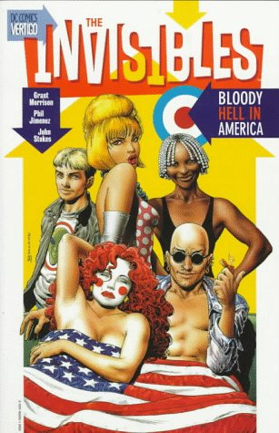9781563894442: The Invisibles Vol. 4: Bloody Hell in America