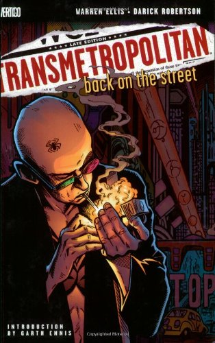 Transmetropolitan: Back on the Street - Book 1