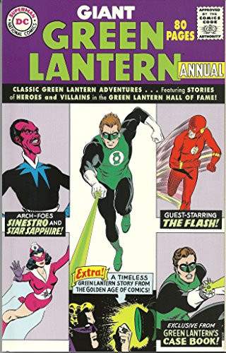 Green Lantern Annual, 1963 (1563894513) by John Broome