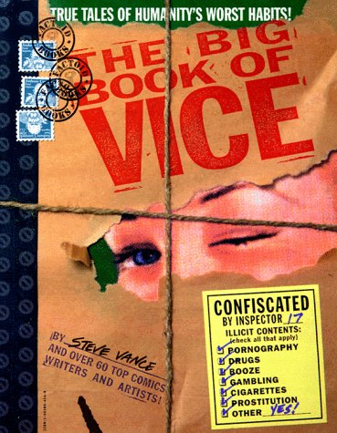 9781563894541: The Big Book of Vice (Factoid Books)