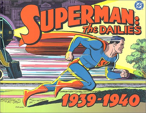 Superman: The Dailies, 1939-1940 (Vol 1)