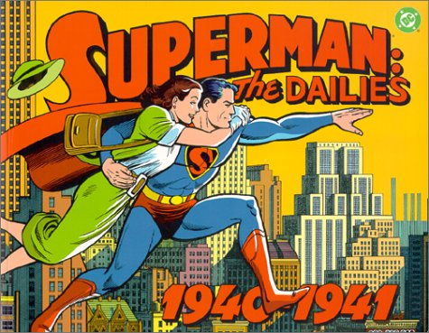 Superman: The Dailies, Vol. 2 - 1940-1941
