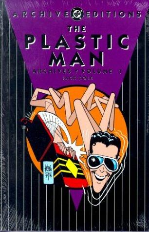 Plastic Man, The - Archives, VOL 01: Cole, Jack