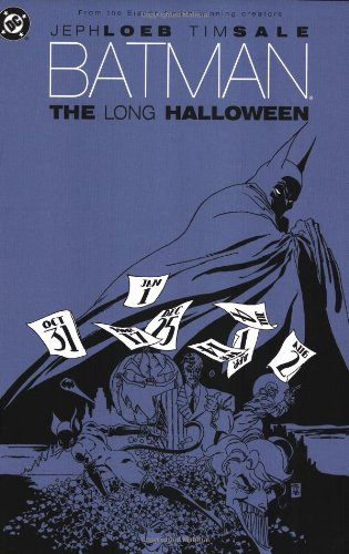 9781563894695: Batman The Long Halloween TP