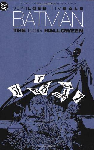 9781563894695: Batman: The Long Halloween