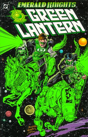 9781563894756: Green Lantern: Emerald Knights