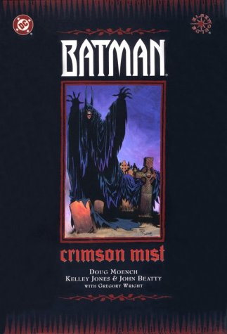 9781563894770: Batman Crimson Mist: Crimson Mist