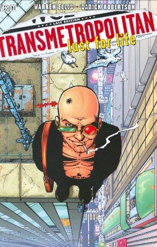 9781563894817: Transmetropolitan Vol 02: Lust for Life (Transmetropolitan (Graphic Novels))