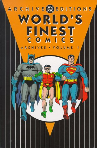 9781563894886: WORLDS FINEST ARCHIVES 01 HC (Archive Editions (Graphic Novels))