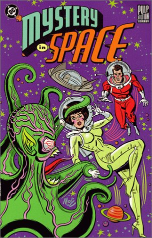 Mystery in Space (Pulp Fiction Library)