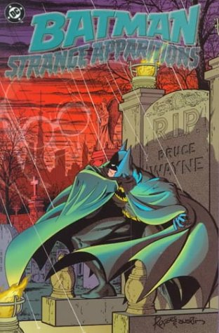 Batman: Strange Apparitions (Batman Beyond (DC Comics))