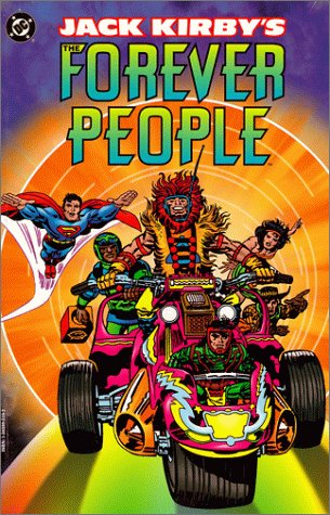 9781563895104: Jack Kirby's The Forever People