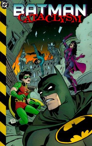 9781563895272: Batman: Cataclysm