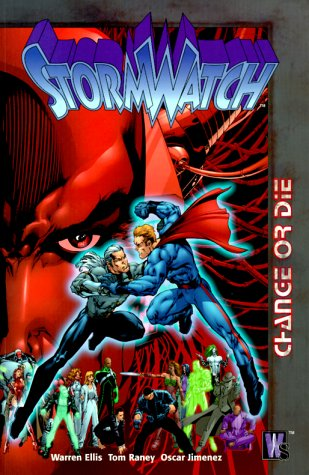 StormWatch Vol. 3: Change or Die