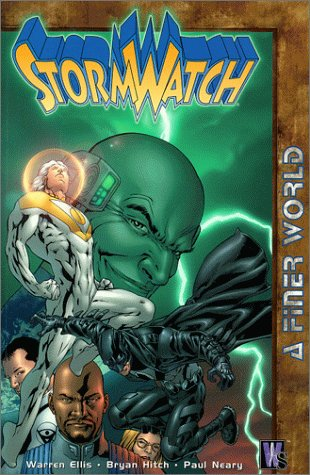 StormWatch Vol. 4: A Finer World
