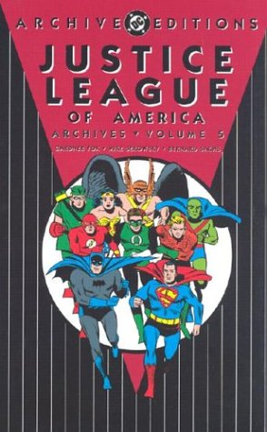 9781563895401: Justice League of America - Archives, Volume 5 (Archive Editions (Graphic Novels))