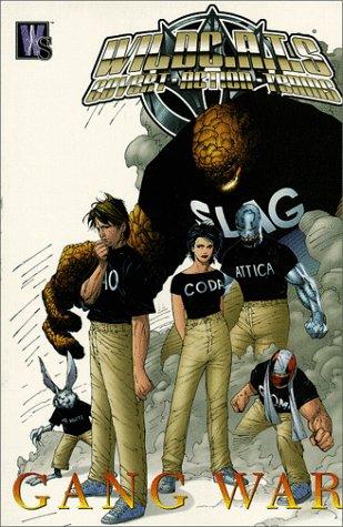 Wild C. A. T. S. : Gang: Alan Moore