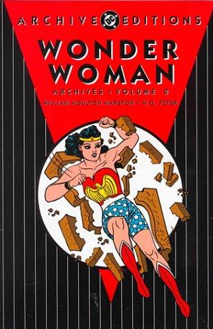 Wonder Woman - Archives, Volume 2: Marston, William Moulton
