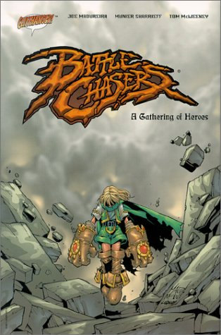 9781563895975: Battle Chasers: A Gathering of Heroes