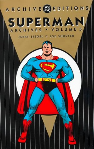 9781563896026: Superman - Archives, Volume 5 (Archive Editions)