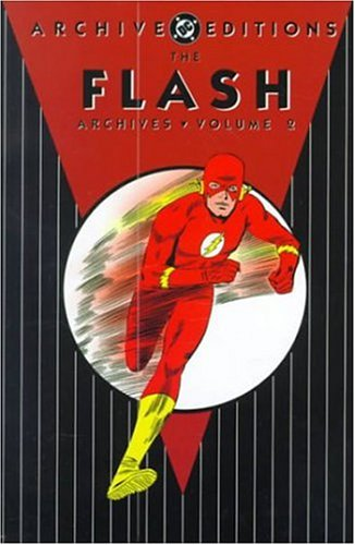 The Flash Archives, Volume 2: Broome, John