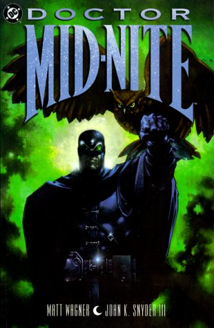 Doctor Mid-Nite: Wagner, Matt
